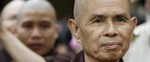 CORRECTION Zen Buddhist leader Thich Nh