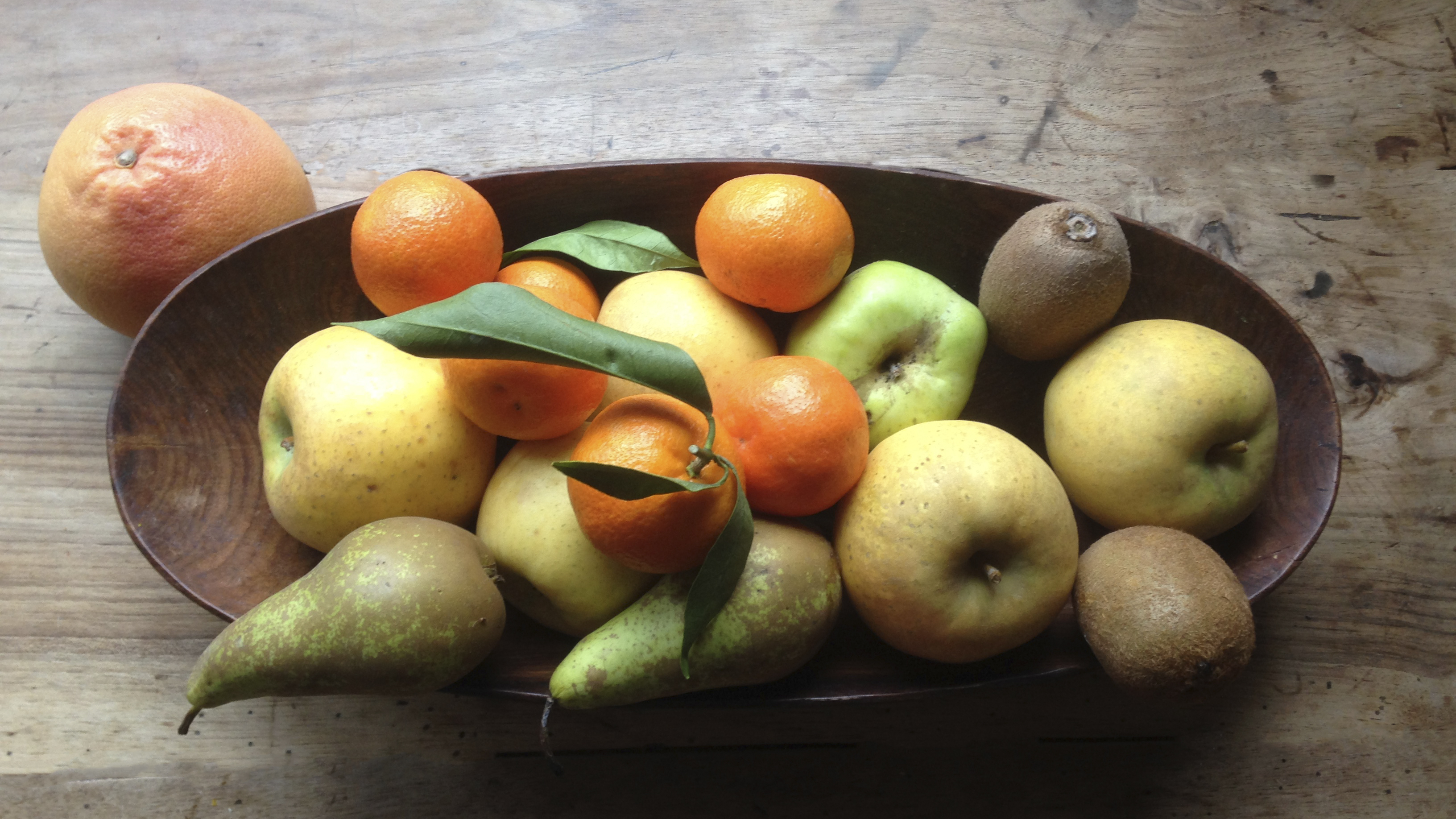 fruits automne mindful eating pleine conscience