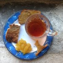 confiture fleus de pissenli manger en pleine conscience méditation